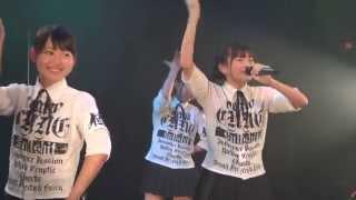 2014年6月21日に札幌cube gardenにて行われた、ひめキュンフルーツ缶&n...