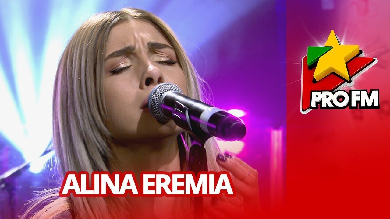 Alina Eremia - Asa a fost sa fie | ProFM LIVE Session