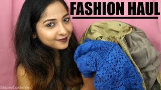 HUGE Fashion TRY ON HAUL & REVIEW | Sammydress.com | Stacey Castanha