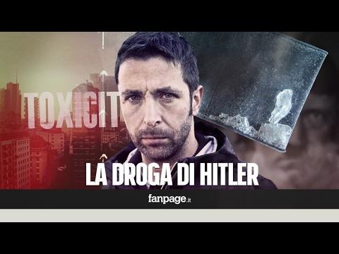 La droga di Hitler sta invadendo di nuovo l'Europa