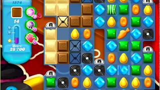 Candy Crush Soda Saga Level 1574 - NO BOOSTERS **