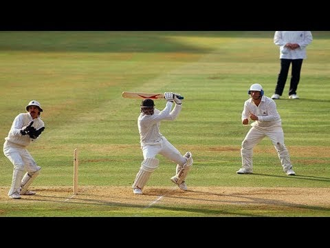 Azharuddin Shows His Class in His First Match in England with a Sparkling 83 in a Magical Run Chase