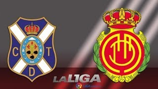 Resumen de CD Tenerife (0-1) RCD Mallorca - HD
