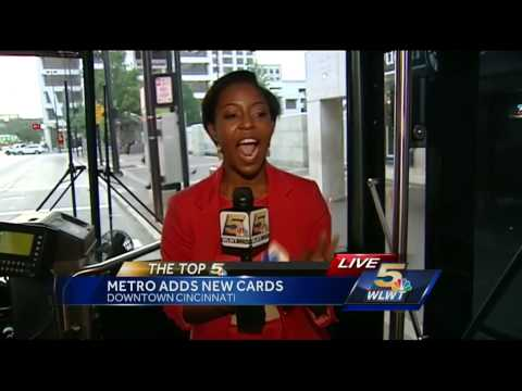 Metro adds new stored value cards