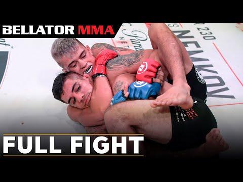 Full Fight   Jay Jay Wilson vs. Jorge Juarez - Bellator 229