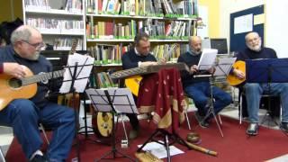 Ninna nanna della guerra - I vecchi cantori del borghetto