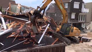 Demolition of Sandy-Ravaged Homes to be Done by End of Summer