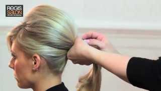 Create a Bardot Wedding Ponytail - Hair Tutorial Video