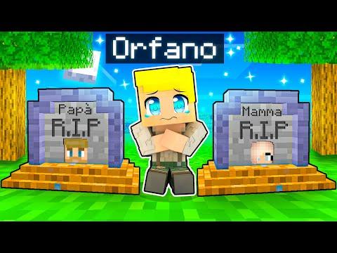 SBRISER È ORFANO Su Minecraft!