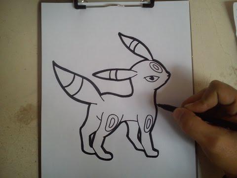 tegn en pokemon