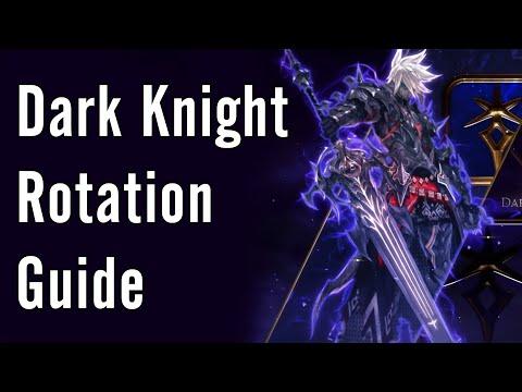 Dark Knight Rotation Guide - FFXIV Shadowbringers