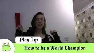 How to be a World Champion Roleplayer