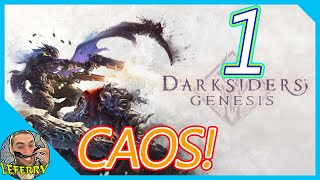Decisamente differente!DARKSIDERS GENESIS ITA Gameplay. Walkthrough #1 Nuova serie!