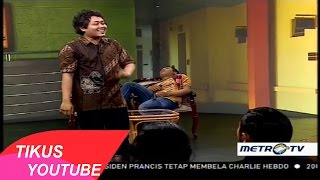 [Full] Stand Up Comedy Metro Tv 18 Januari 2015 Jui Purwoto