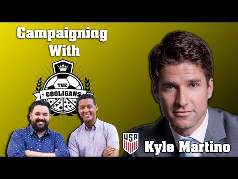 What Kyle Martino Really Thinks About US Soccer, Pro Rel, MLS, & SUM