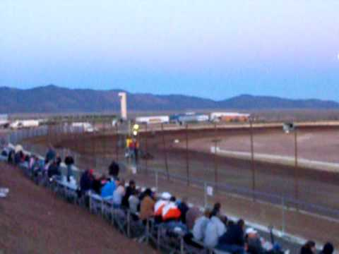 Dwarf Cars Prescott Valley Raceway AZ Dwarf Cars Heat race