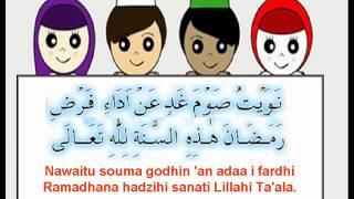 Niat Puasa Ramadan Esok Hari 2017 Video