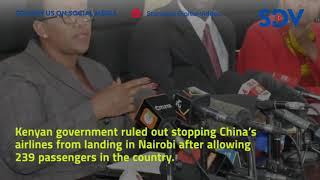 CORONAVIRUS SCARE: Nairobi ranked sixth riskiest city in Africa as coronavirus devours