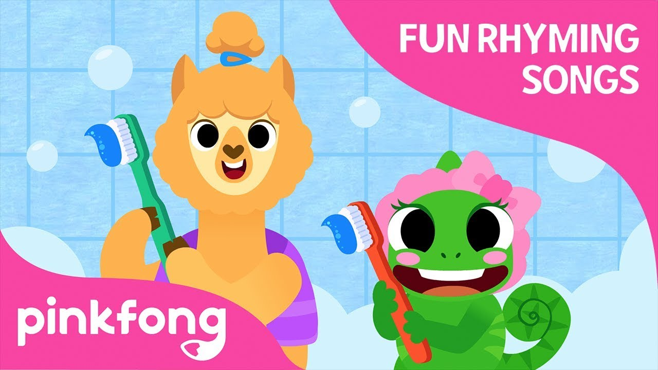 Brush Your Teeth | Tooth Brushing Song | Fun Rhyming Songs | Pinkfong Songs for Children