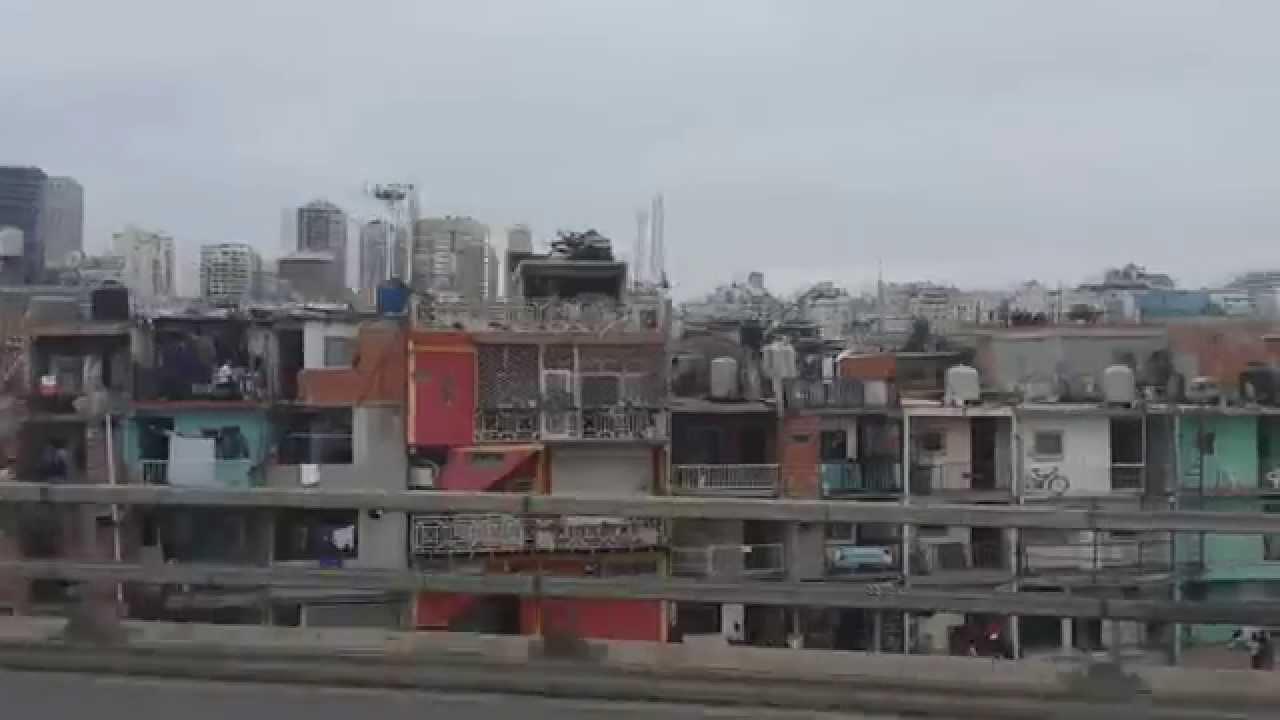 Buenos aires villa 31 av 9 de julio youtube for Villas en buenos aires