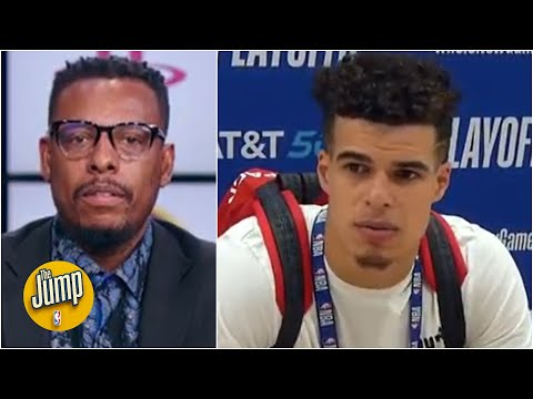 Paul Pierce to Michel Porter Jr.: Stay in your lane | The Jump