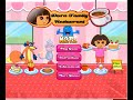 Baby Video - Dora's Family Restaurant Game For Kids