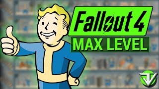 FALLOUT 4 Hitting MAX LEVEL in Perk Chart Total PERK Levels in Fallout 4