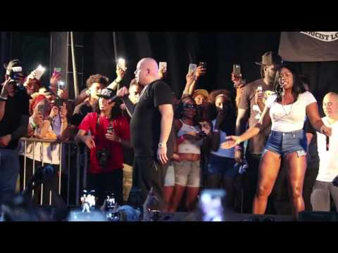 Remy Ma at Summerstage 7-6-16