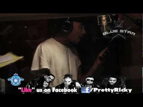 Pretty Ricky LIVE in the studio with Layzie Bone
