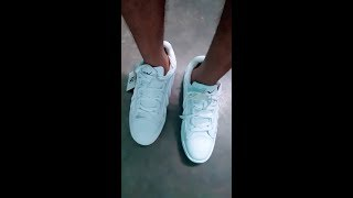HRX white sneakers shoes awesome