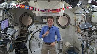 Expedition 59 Interviews with Anne McClain - Q13Fox and AmeriForce Media March 15, 2019