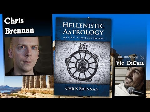 Classical Western Astrology - An Interview with Chris Brennan