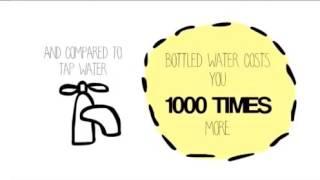 Бутылка для воды memobottle(, 2015-09-18T09:52:26.000Z)