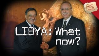 Libya: What now? | Digging Deeper