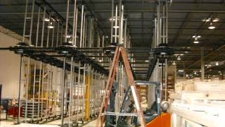 AS/R Systems Inc - Warehouse Storage Carousel Installation