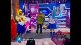 Show imah dan Suaminya Nari Yuk Kita Sahur 4 Agustus 2013