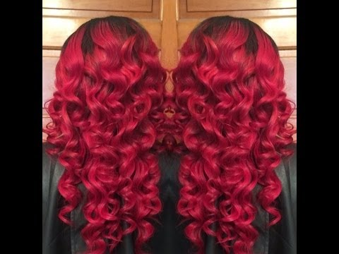 HOW TO// HOW I get gorgeous Rihanna red hair