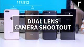 Dual Lens Camera Shootout: iPhone 8 Plus vs Note 8 vs Mate 10 Pro vs OnePlus 5