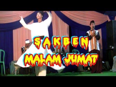 Sholawatan SABEN MALAM JUM'AT | Group Al-Muttaqin & Tari Sufi Show di Duyungan
