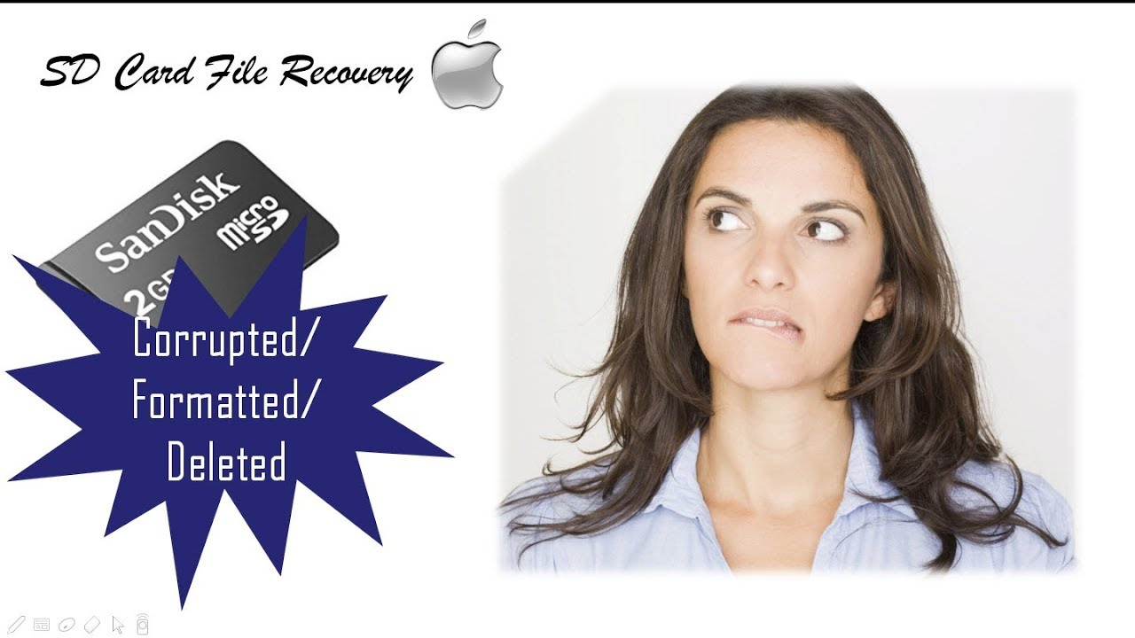 sd card recovery mac free