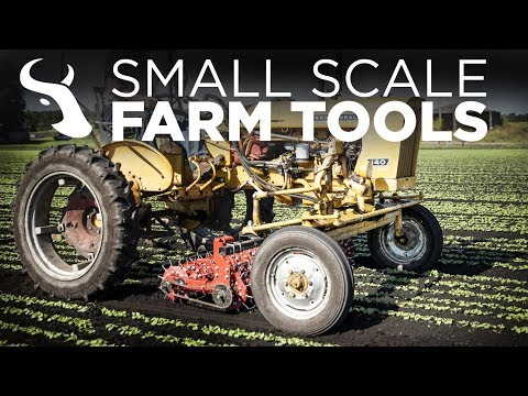 Consultant Talks New Tools For Old Tractors