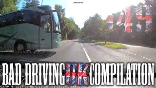 Bad Driving UK Compilation 149