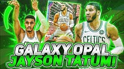 GALAXY OPAL JAYSON TATUM GAMEPLAY! MAJOR IMPROVEMENT TO HIS JUMPER! NBA 2k20 MyTEAM