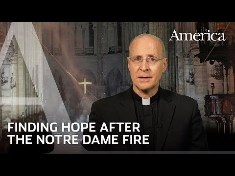 Where was God when Notre Dame was in flames? | Faith in Focus
