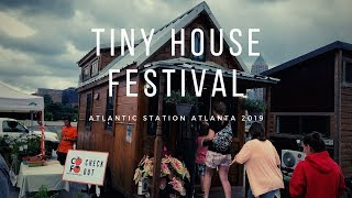 Tiny House Festival 2019 Atlantic Station Atlanta#tinyhouse#tinyhome#tinyliving