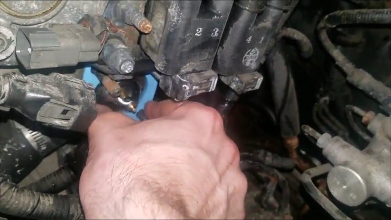 Hyundai Elantra Replace Thermostat
