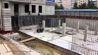 В «Нью-Тоне» началось строительство второго подземного паркинга(, 2015-07-27T09:04:26.000Z)