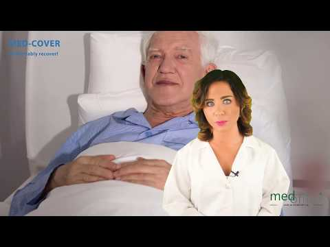 Med-Cover Patient Care Wipes