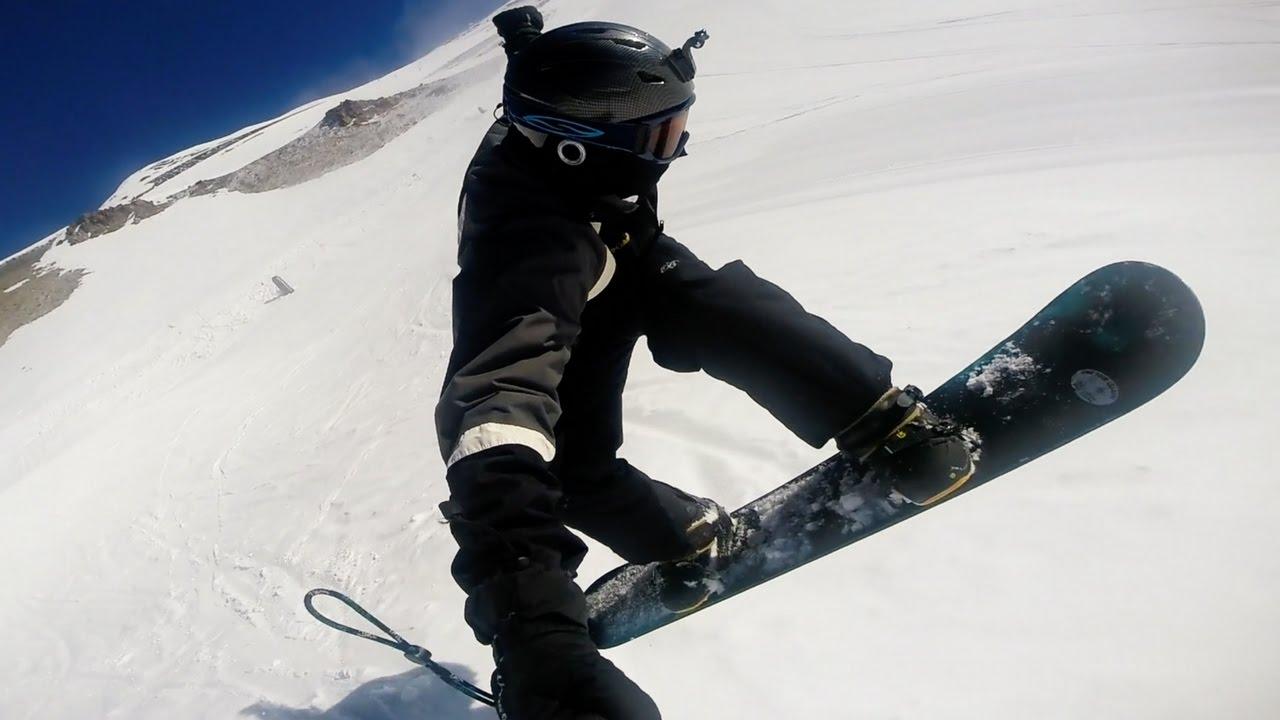 Snowboarding New Zealand - 2017