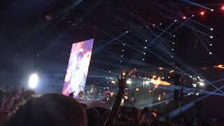Goner PART 2 - Twenty One PIlots @ Rod Laver Arena 31.3.17 EPILEPSY WARNING